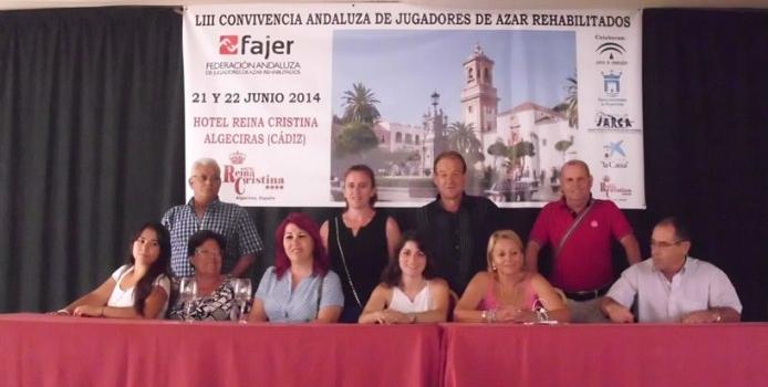 Convivencia Andaluza de Jugadores de Azar Rehabilitados